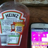 Heinz had to apologise after a code on its ketchup bottle led a man to a porn site