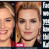 The Daily Mail tried to say Kate Winslet looked 'unrecognisable' but nobody is buying it