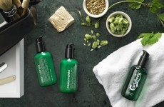 Carlsberg has launched a line of men's beauty products - no, really