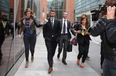Roy Keane found not guilty of Manchester 'road rage' charge