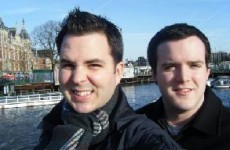 Irish couple aim to be first gay couple to marry in the air