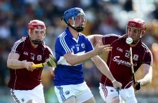 Miserable day for Laois compounded as Galway run riot in Tullamore