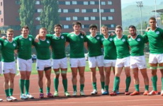 27 tries scored, none conceded - Ireland Sevens storm through group stages in Zagreb