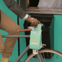 McDonalds' new bike-friendly packaging is every cyclist's dream