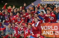 Man United teen scores sensational solo goal but Serbia win dramatic U20 World Cup final