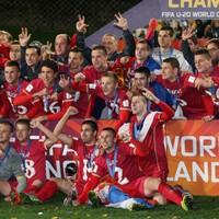 Man United teen scores sensational solo goal but Serbia win dramatic U20 World Cup final