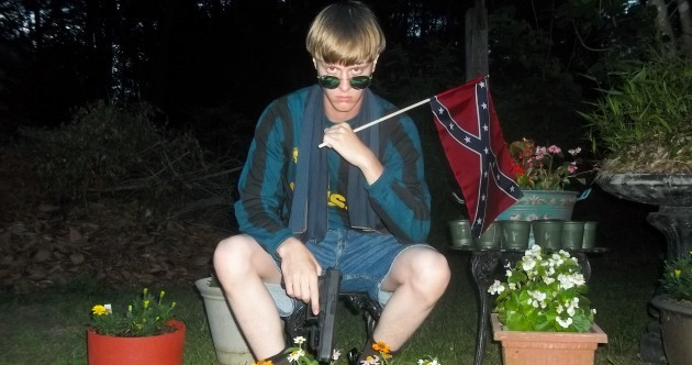 White supremacist manifesto and pictures of Charleston suspect found online