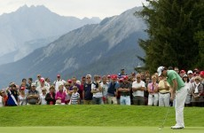 Westwood and McIlroy set for final day duel in the Alps