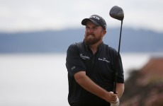 Don't go to bed! Shane Lowry has charged into contention at the US Open