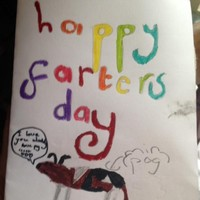 7 unintentionally hilarious Father's Day cards made by kids