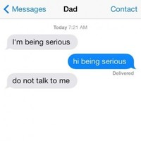 11 times dads proved they're the best at texting