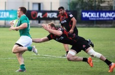 Emerging Ireland claim Tbilisi Cup after win over hosts Georgia