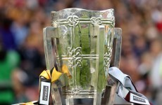 We now know the 8 teams in tomorrow's All-Ireland hurling qualifier draw