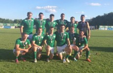 Ireland 7s a step closer to Rio after streamrolling their way through Division B