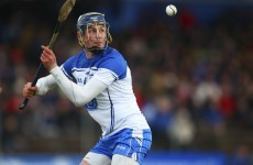 Red card for Gleeson, goal for Tony Browne and Curran stars in Waterford club drama