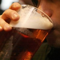 Bottles of wine look likely to be set at a minimum of €8, cans of beer at €2