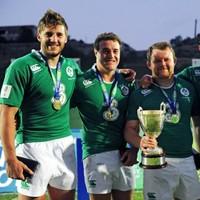 'We had three good halves in three games' -- Emerging Ireland head coach Clarke