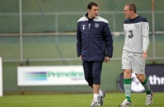 O'Shea becomes Ireland's latest casualty