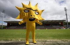 A Scottish soccer team revealed its mascot and terrified the entire internet