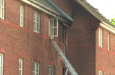 UK flat fire kills two teenagers and a six-month-old baby girl