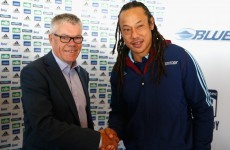 Tana Umaga has landed a Super Rugby head coach's job