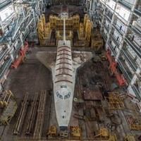 Russia's secret space shuttles have been sitting in plain sight for 22 years