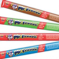 A Definitive Ranking of Ice Lollies: From Worst to Best