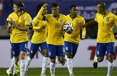 Neymar explains why he left Brazil squad following headbutt punishment