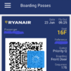 Glitch in Ryanair app let users access other people's boarding passes