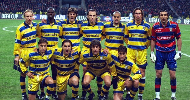 26008290a Where are they now  The Parma team that won the 1999 Uefa Cup final