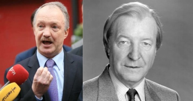 Back to the future: Haughey could be running for the Dáil after tomorrow night