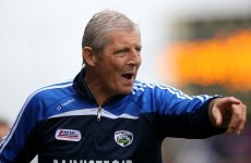 Tomás Ó Flatharta steps down as Laois senior football boss