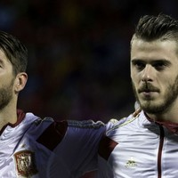 Gary Neville scoffs at rumours of De Gea-Ramos swap deal