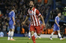 Atletico Madrid midfielder Arda Turan 'in talks' over Premier League move