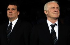 Tardelli: we want to stay on with Ireland