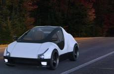 This electric car is going to be made in Ireland