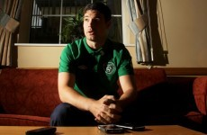 Changes at the back for Ireland