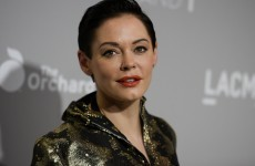Rose McGowan says she was fired for sharing that sexist casting call note