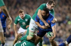 Pick the Irish second rows you want to see play at the 2015 Rugby World Cup