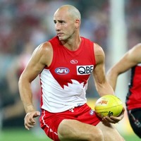 Kennelly plays 'emotional' final home game for Swans