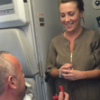 A man proposed to his girlfriend on an Aer Lingus flight, and she had a very Irish reaction