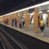 This man's painful fail at leaping across subway tracks is going viral
