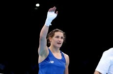 Katie Taylor is through to the European Games final as Ireland's first gold edges closer