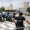 Man decapitated as attacker carrying Islamist flag targets French gas factory