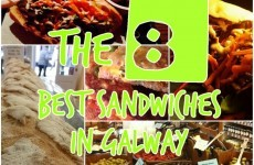 The 8 best sandwiches in Galway