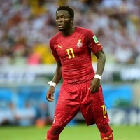 Ghana's 'ball boy' received nearly €90,000 during their 2014 World Cup campaign