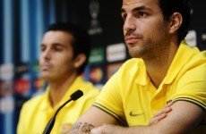 Fabregas thanks Wenger for role in Arsenal departure