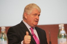 Denis O'Brien wants people to buy at least $200m of his company