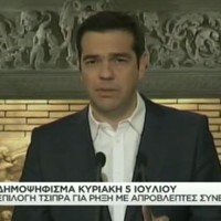 """""""Let the people decide"""" - Greece will hold referendum on bailout deal"""