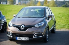 More than 25,000 Renaults have been recalled because of a braking issue